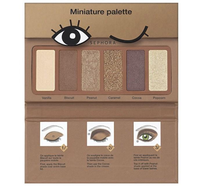 cliomakeup-mini-palette-borsetta-14-sephora-collection-cookie