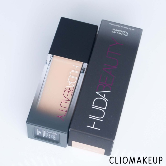 cliomakeup-recensione-fondotinta-huda-beauty-#fauxfilter-high-coverage-cream-foundation-4