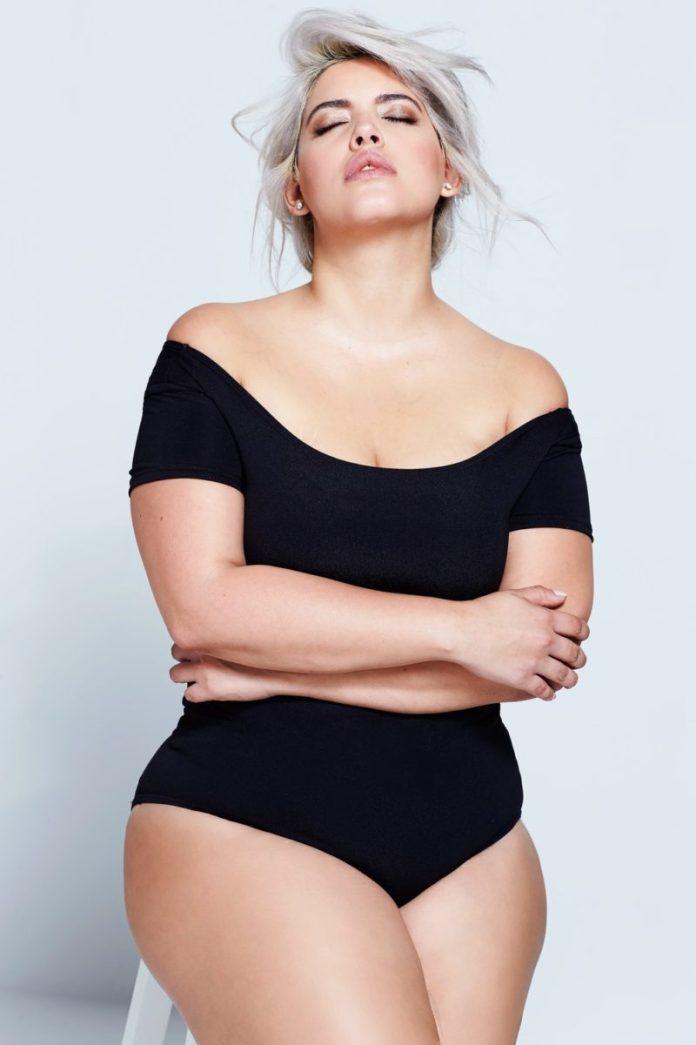 cliomakeup-bodyshaming-modelle-curvy-zalando-Denise Bidot