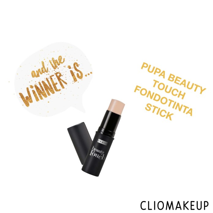 cliomakeup-dupe-yves-saint-laurent-all-hours-foundation-stick-pupa-beauty-touch-fondotinta-stick-18