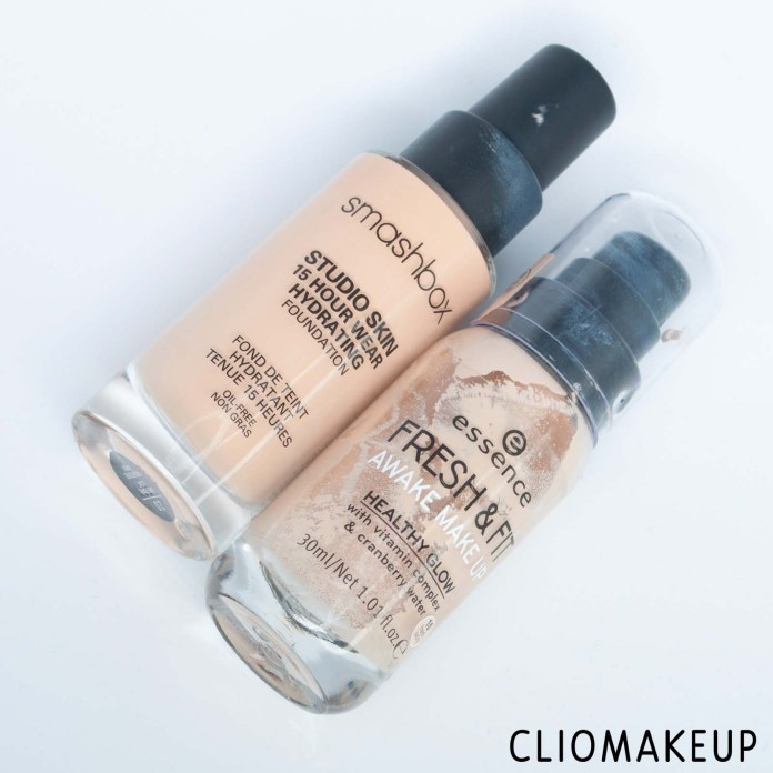 cliomakeup-recensione-dupe-smashbox-studio-skin-15-hour-wear-hydrating-foundation-essence-fresh-e-fit-awake-make-up-3
