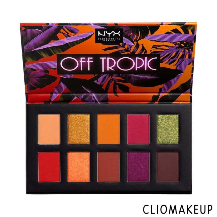 cliomakeup-recensione-palette-nyx-off-tropic-shadow palette-1