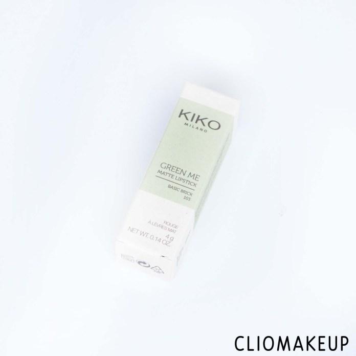 cliomakeup-recensione-rossetto-kiko-new-green-me-matte lipstick-2