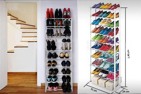 Productos Colectivia  Organizador de zapatos con