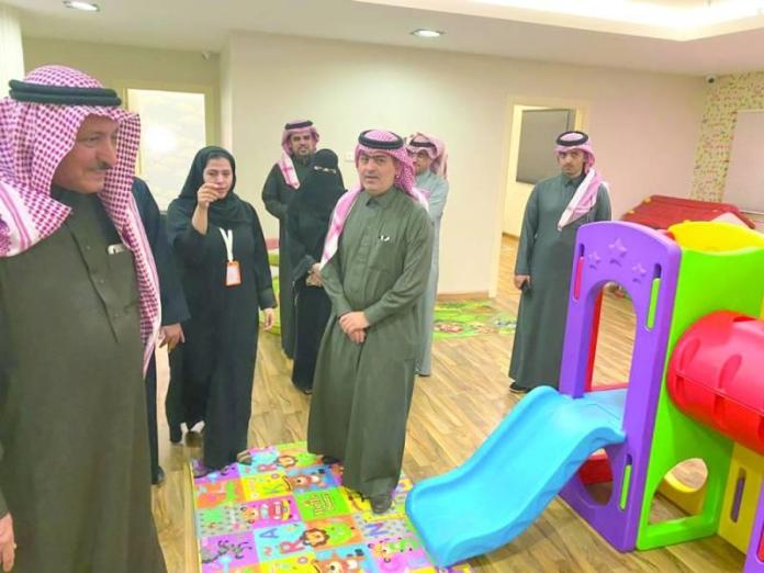 Maternal administration .. Opening centers to accommodate children in the home soon