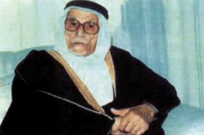 The late Khalil Al-Rawaf