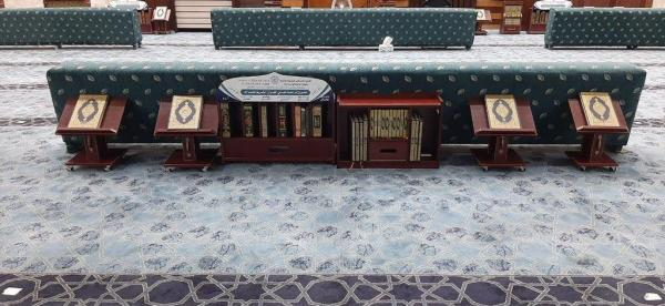 After the decision of Islamic affairs.. the return of the Koran to the mosques of the Kingdom (photos)
