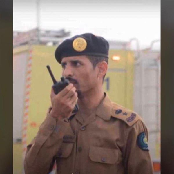 Lt. Col. Nawaf Bin Fadl Al-Sultani