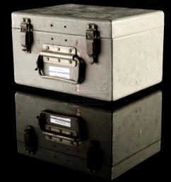 lot 248 bomb fuse box [ 1621 x 1800 Pixel ]