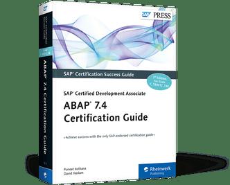 Sap plant maintenance certification