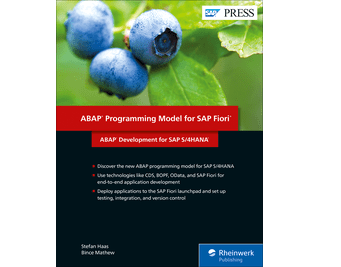 ABAP for SAP S4HANA  Book and EBook  by SAP PRESS
