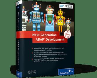 Next Generation ABAP Development von Rich Heilman T  by SAP PRESS