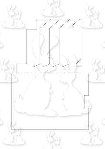 Dissolving Card Template Part 2