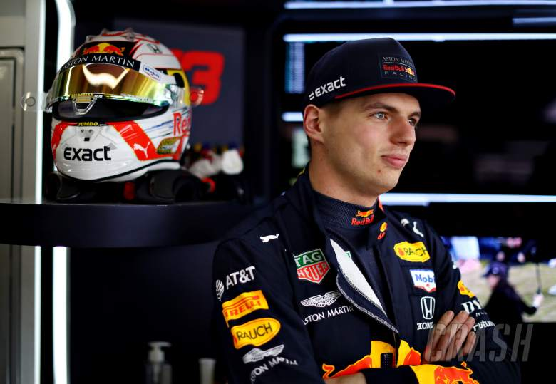 Mercedes Toto Wolff Had Quite A Laugh At Max Verstappen