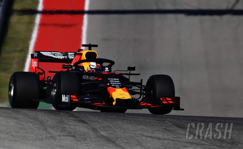 Max Verstappen Leads Us Gp Fp1 As 2020 Prototype Tyres