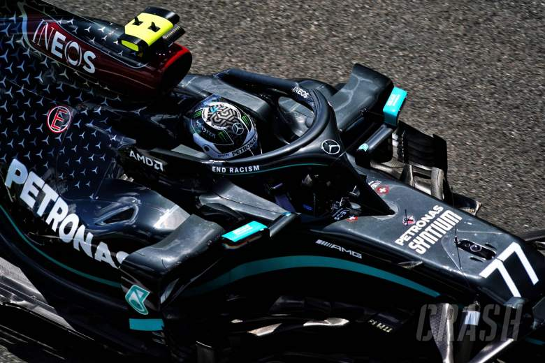 Bottas Must Maximise Every Opportunity After F1 Title