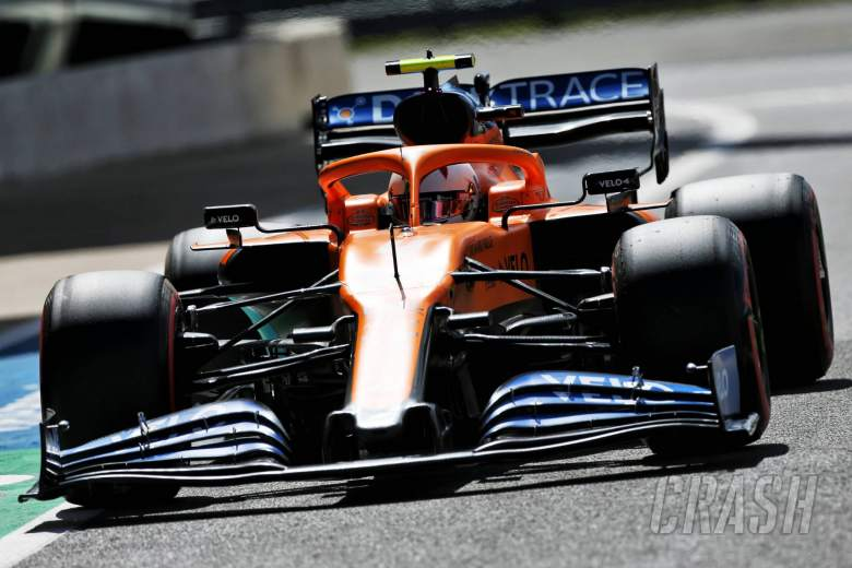 Norris Pleased With P5 After Scrappy British Gp F1