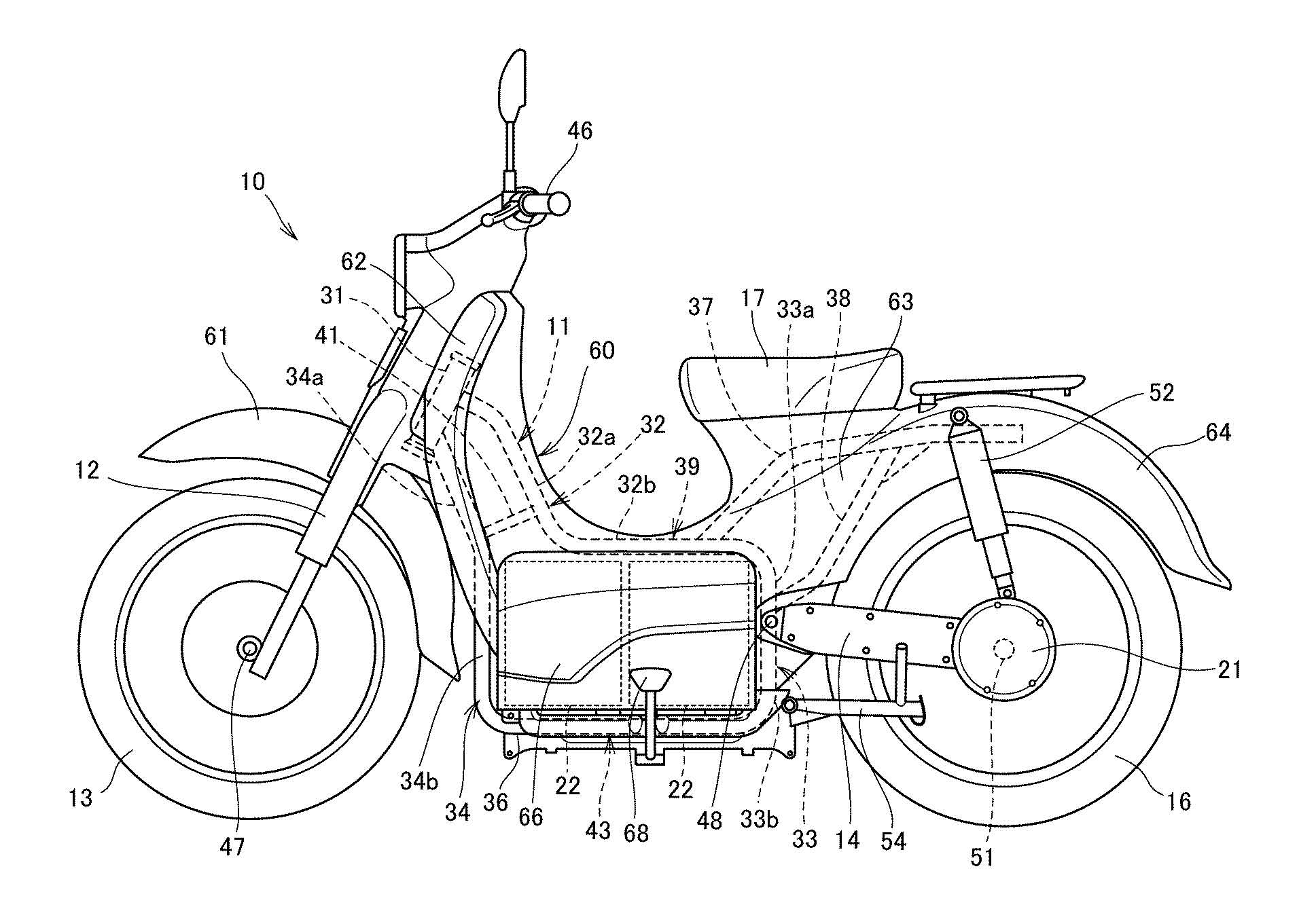 Honda Ev Cub To Adopt Battery Swap Idea