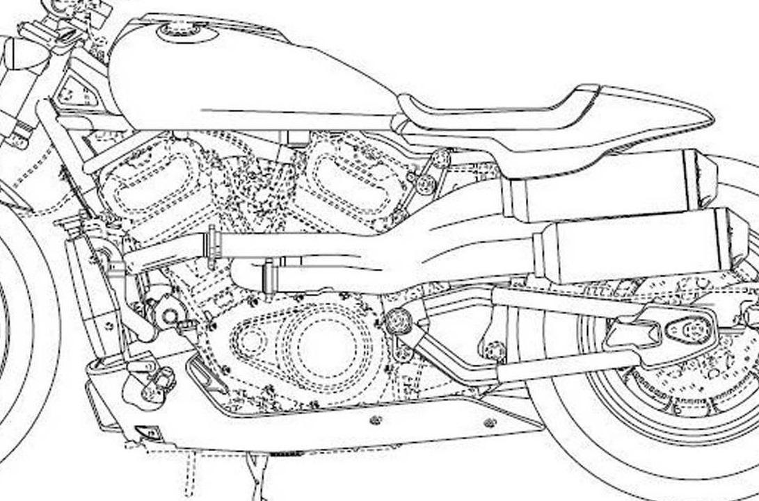 harley davidson motorcycle diagrams wiring diagrams wni 1941 harley davidson uh engine diagram [ 1091 x 721 Pixel ]