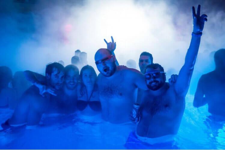 Spa Clubbing  Budapest  Junggesellenabschied Ideen