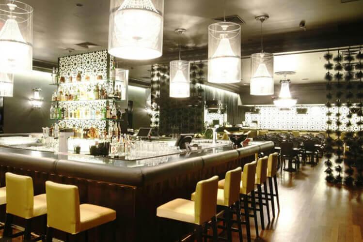 Lounge Restaurant  Budapest  Junggesellenabschied Ideen