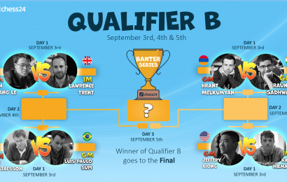qualifier b