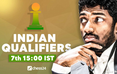 indian qualifiers teaser