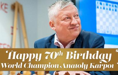 anatoly karpov at 70 new
