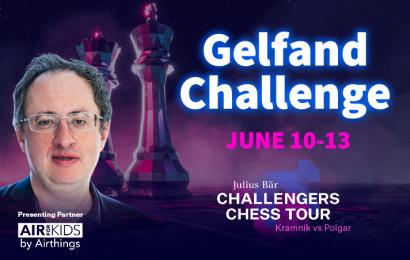 gelfand challenge news