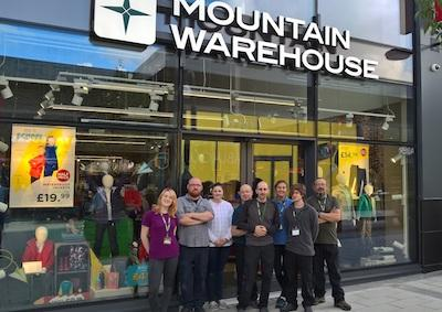 Mountain Warehouse - Shopping in Didcot | Orchard Centre