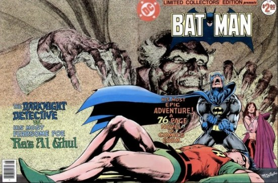 Limited Collectors' Edition #C-51 - Neal Adams (1977)
