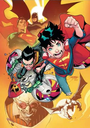 Super Sons 01