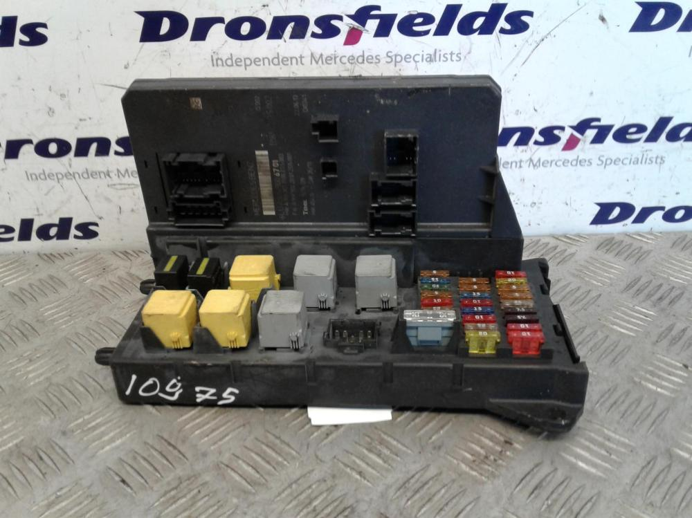 medium resolution of mercedes sprinter 2013 fuse box van