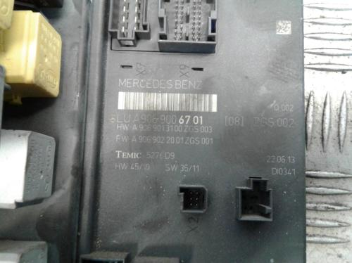 small resolution of mercedes sprinter 2013 fuse box van