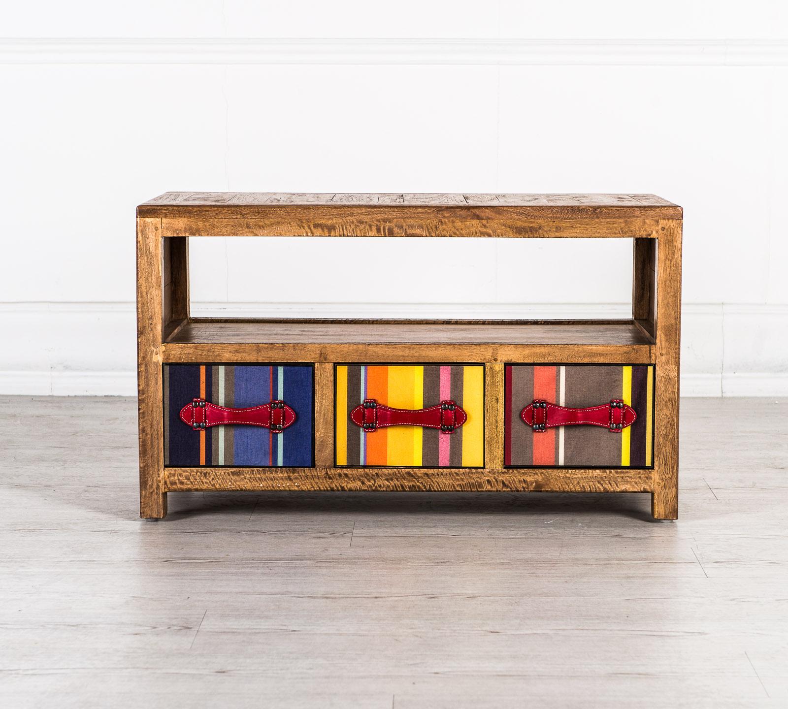 Mobiletto porta TV Colour  Duzzle