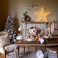 Christmas table decoration ideas for festive dining ...