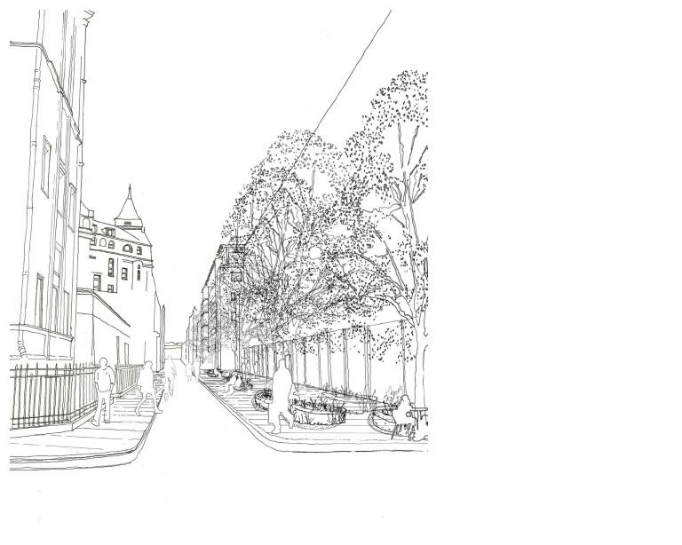 DSDHA draws up plans to transform Tottenham Court Road