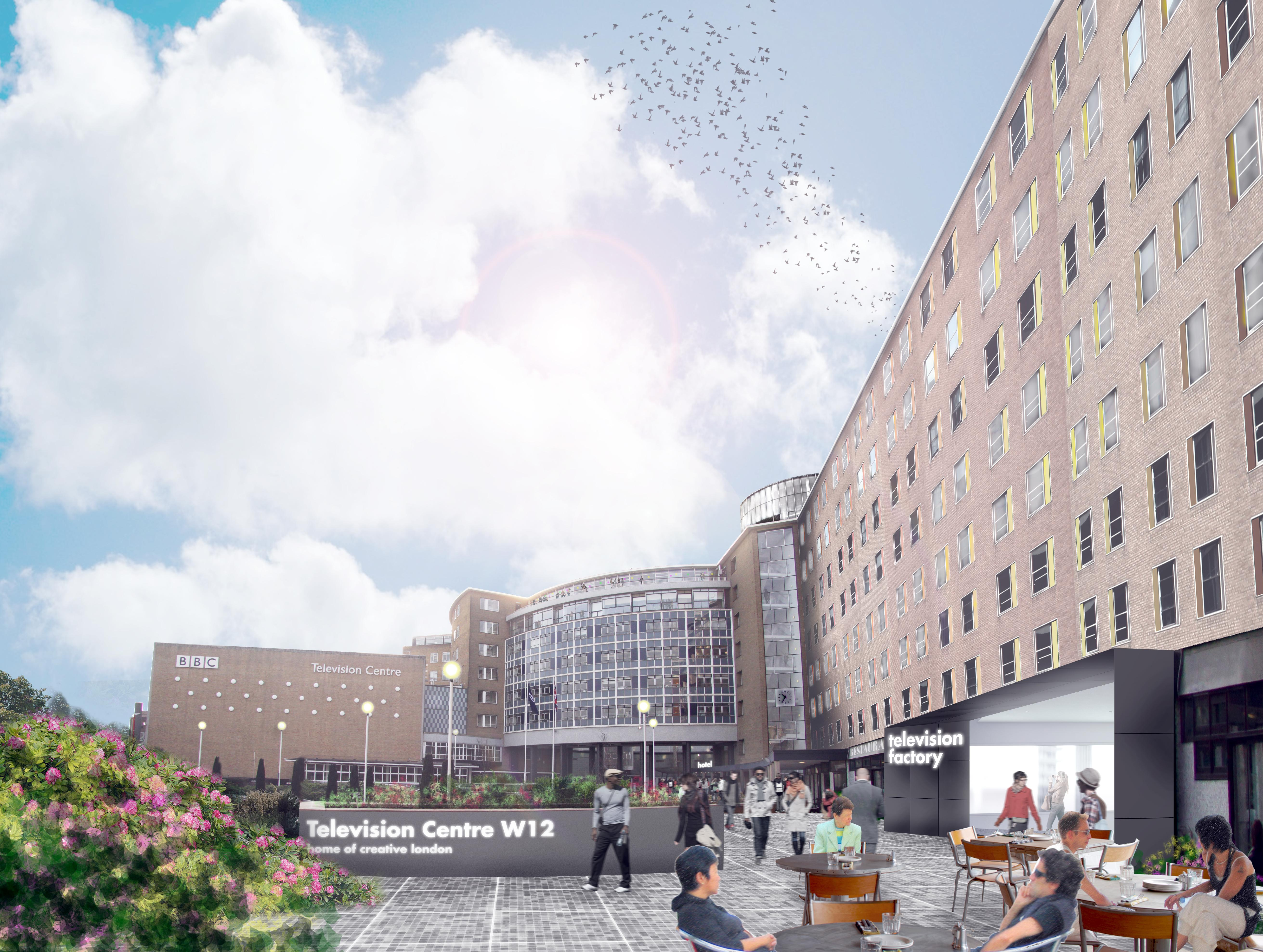 Plans Submitted For Bbc Television Centre Overhaul