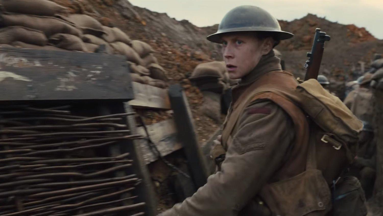 1917 - Cinema. Movie. Film Review - Entertainment.ie