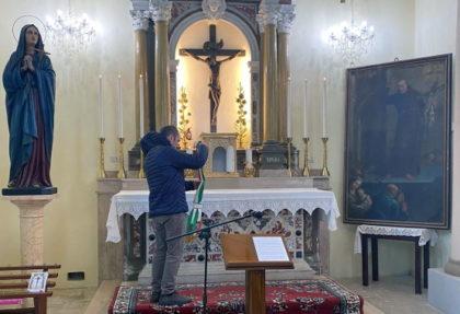 Il sindaco Pagnoni affida la città al Crocifisso di Copparo