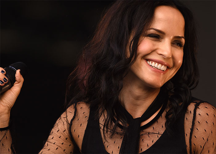 Andrea Corr Reveals How She Beats Terrifying Stage Fright