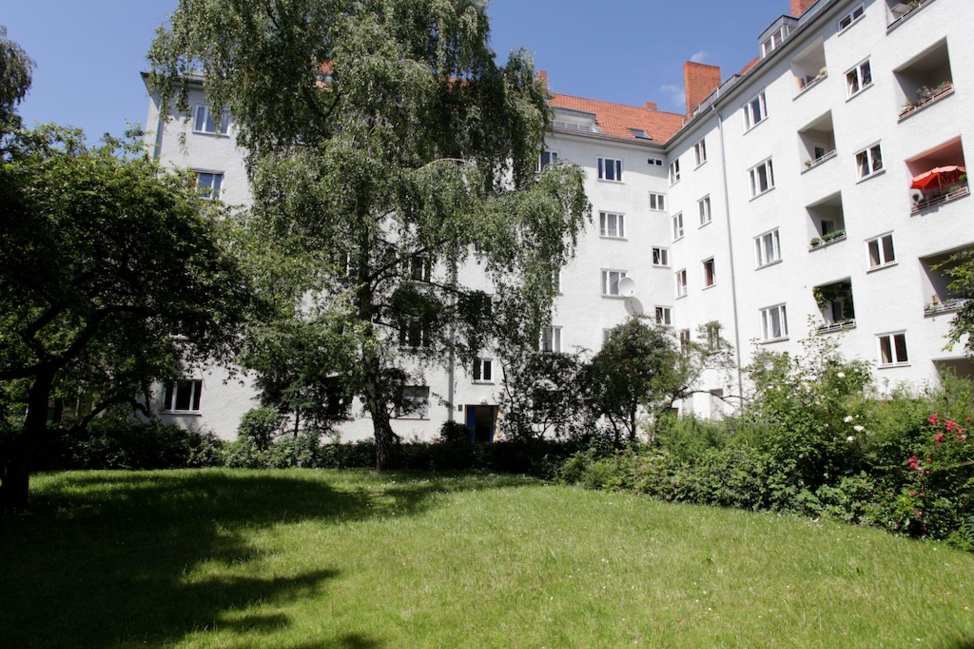 Mblierte Wohnung in Berlin Charlottenburg
