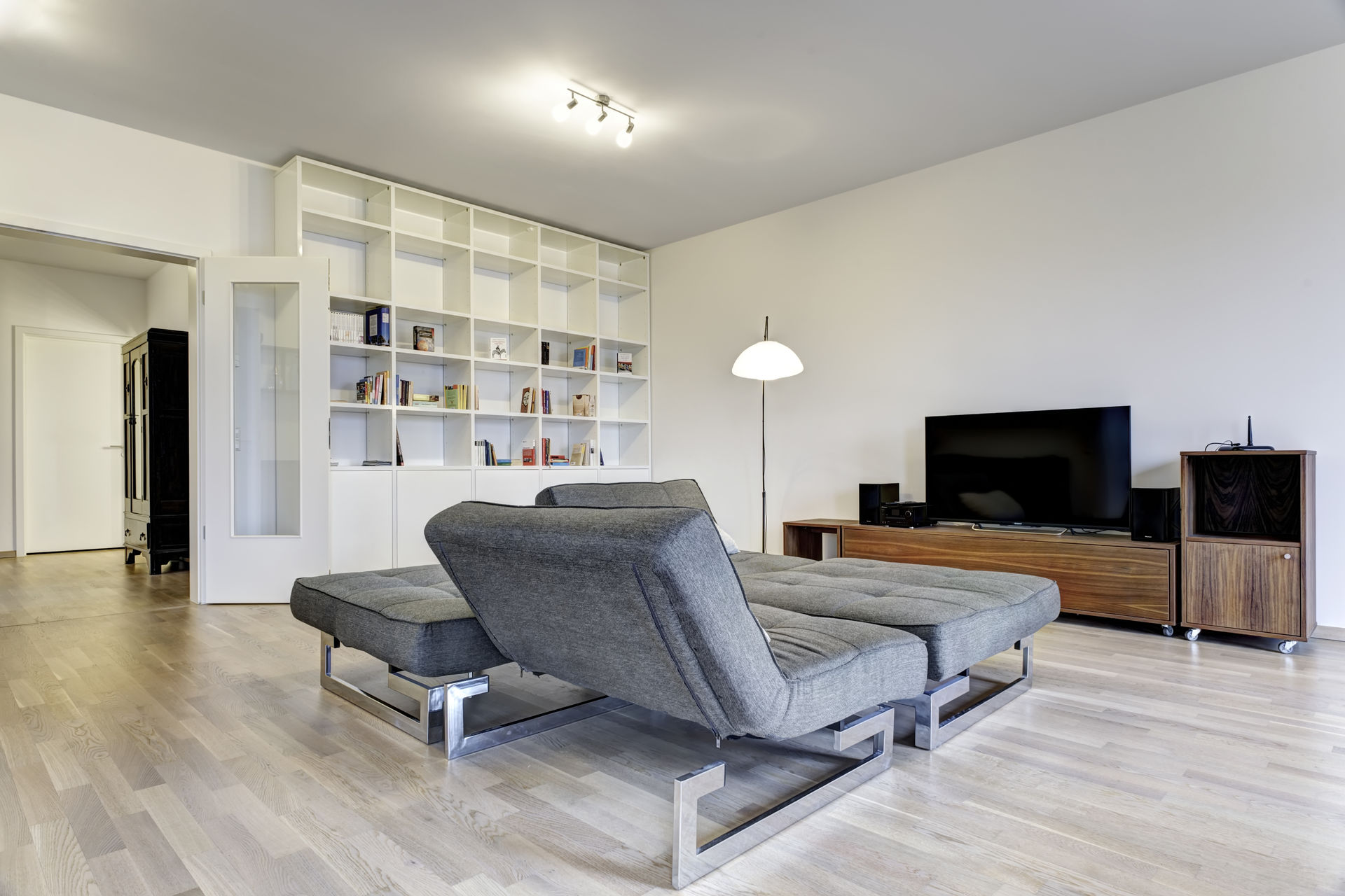 Luxurises Apartment mit Terrasse im Stadtteil Kreuzberg