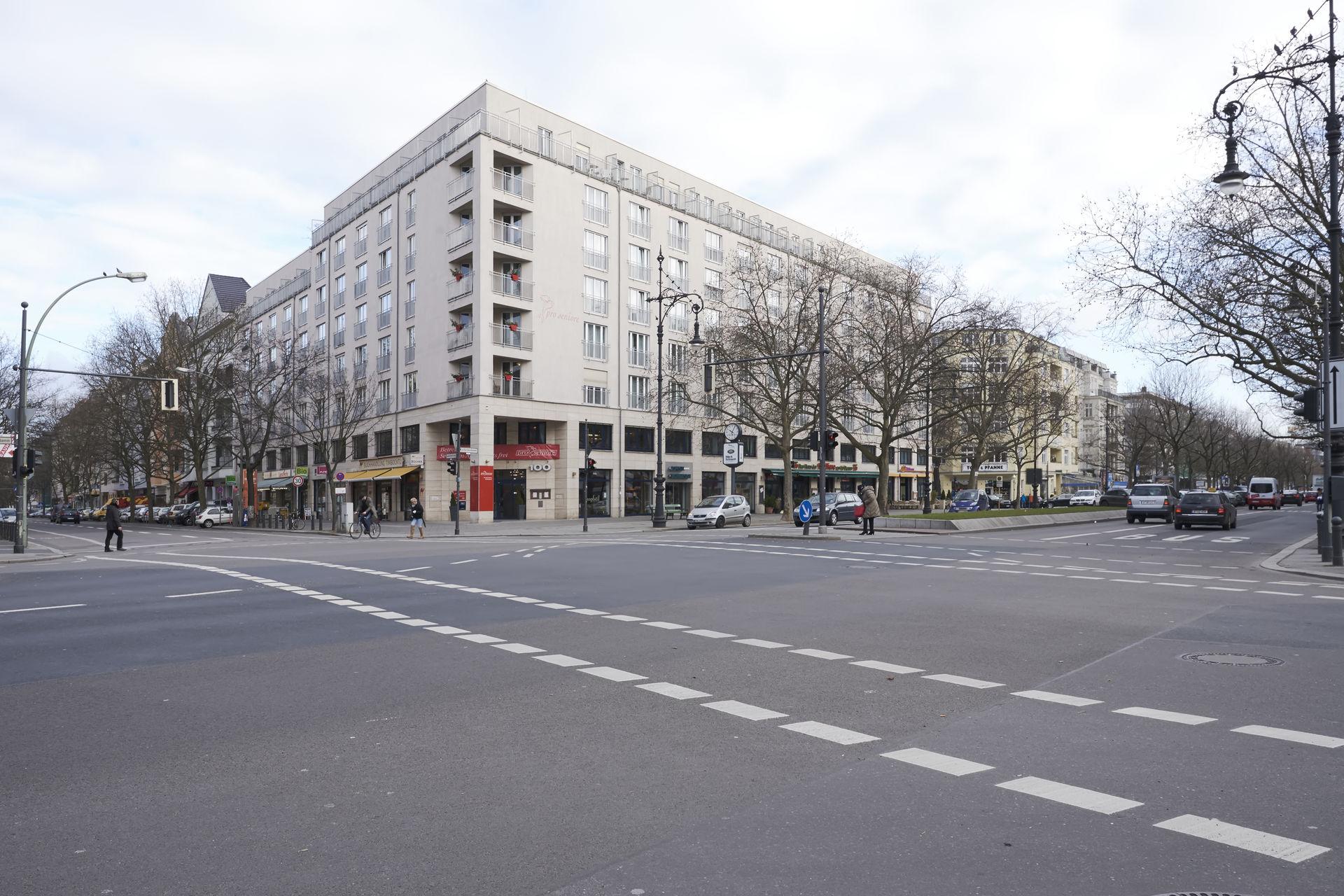 Stylishe Wohnung in Berlin Charlottenburg