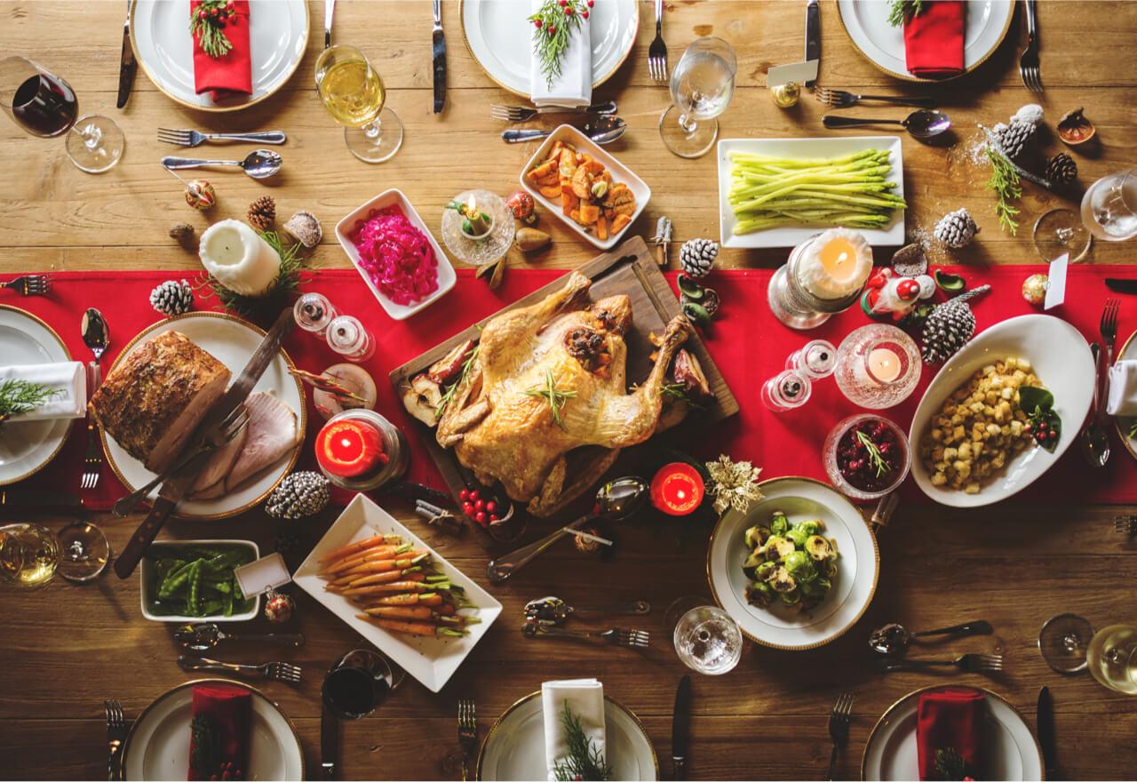 Cómo ahorrar tiempo y dinero en tus comidas navideñas