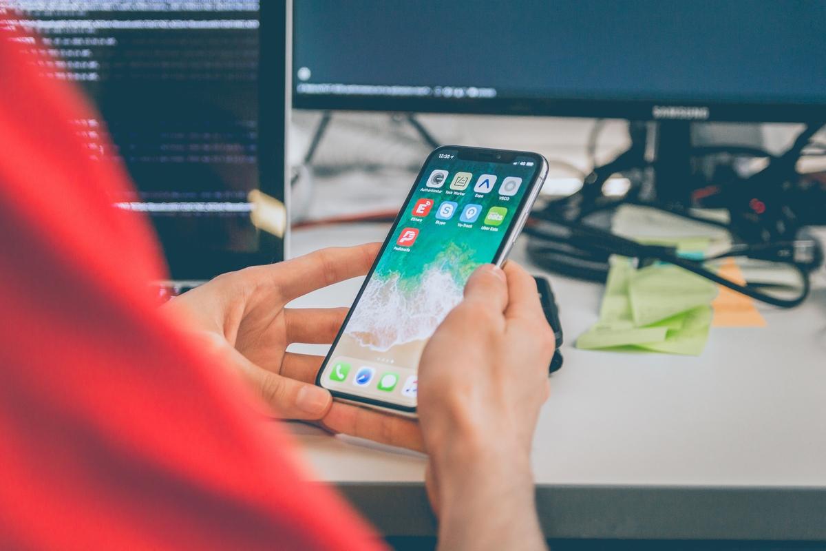 app smartphone telefono