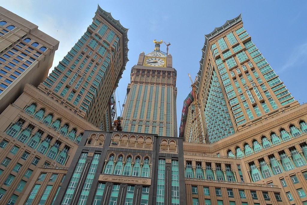 Edificio más caro del mundo: Abraj al Bait - La Meca
