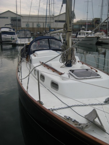 Boat For Sale Nicholson 32 Mk8 Weymouth Cove Yachts
