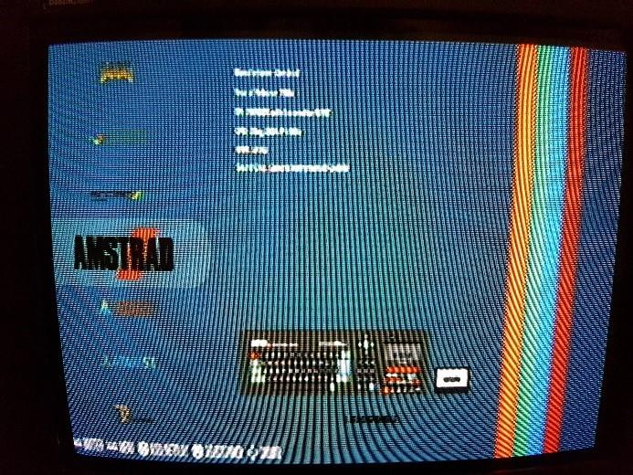 tv peritel avec convertisseur hdmi
