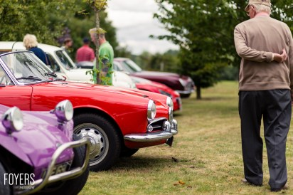 alde valley classic car show-6 - copyright Robert Foyers